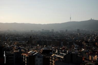 Barcelona.Panorama