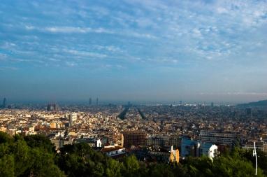 Barcelona.Panorama2