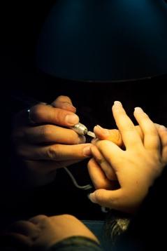 La manicura
