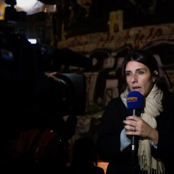 Helena Sanchez Hache #13N media attacks terrorismo