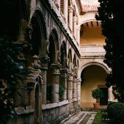 Monasterio de Yuste. Otoño 2015