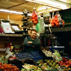 Mercado de San Fernando. Otoño 2015