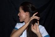 retrahere hache retrato portrait helena sanchez hospital hm sanchinarro bea