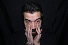 retrahere hache retrato portrait helena sanchez Diego Fajardo