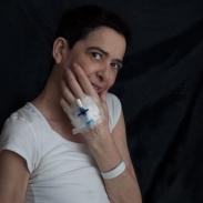 retrahere hache retrato portrait helena sanchez carmen garcia