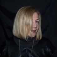 retrahere hache retrato portrait helena sanchez Tere Murcia