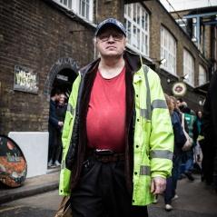 helena sanchez hache london portrait