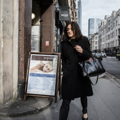helena sanchez hache london portrait